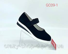 Туфли для девочки на платформе