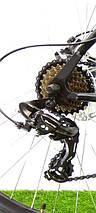 Подростковый велосипед Azimut Pixel 24 G-FR/D (12), фото 3