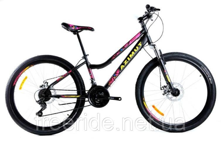 Підлітковий Велосипед Azimut Pixel D 24