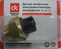 Датчик включения электровентилятора охлаждения ВАЗ 2108-099 (t 99-94) <ДК>