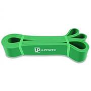 Резиновая петля для фитнеса U-Powex Зеленая (23-56 кг)