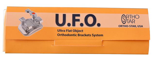 Металлические брекеты UFO mini (Ortho-Star)
