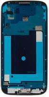 Передняя панель корпуса (рамка дисплея) Samsung i9500 Galaxy S4 Black