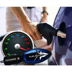 Экономитель топлива Fuel Shark | Устройство прибор для экономии топлива | экономайзер для авто