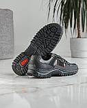 Чоловічі демісезонні кросівки Львівської фабрики (КТ-27ч), фото 3