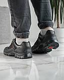 Чоловічі демісезонні кросівки Львівської фабрики (КТ-27ч), фото 7