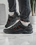 Чоловічі демісезонні кросівки Львівської фабрики (КТ-27ч), фото 8
