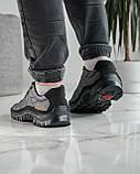 Кросівки чоловічі тактичні демісезонні прошиті (Кз-401ч-2), фото 5