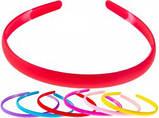 Обруч каучуковый (прорезиненный) цветной, ширина 12 мм, уп. 6 шт., фото 2