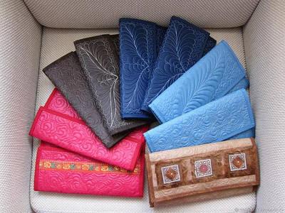 Текстильні гаманці