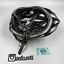 Комплект захисту для дорослих, налокітники, наколінники, рукавички+ШОЛОМ, фото 9