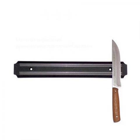 Держатель магнитный для ножей Benson BN-095 (38 см)   настенный держатель Бенсон   магнит для ножей Бэнсон
