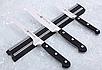 Держатель магнитный для ножей Benson BN-095 (38 см)   настенный держатель Бенсон   магнит для ножей Бэнсон, фото 9