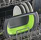 Складаний друшляк Benson BN-091 | силіконовий друшлаг для миття овочів і фруктів Бенсон | друшлак Бэнсон, фото 5