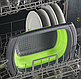 Складной дуршлаг Benson BN-091   силиконовый друшлаг для мытья овощей и фруктов Бенсон   друшлак Бэнсон, фото 5