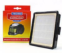 Фильтр HEPA11 для пылесоса Samsung DJ97-00492A, DJ97-01250A, DJ97-01250F код VC7-0007