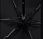 Мини зонт капсула   компактный зонтик в футляре черный   капсульный зонтик   маленький зонтик, фото 8