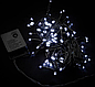 Гирлянда 200LED (ЧП) 18м Белый (RD-7131), Новогодняя бахрама, Светодиодная гирлянда, Уличная гирлянда, фото 3