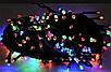 Гірлянда 500LED (ПП) 32м Мікс (RD-7137), Новорічна бахрама, Світлодіодна гірлянда, Вулична гірлянда, фото 8