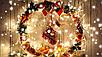 Гирлянда 300LED (СП) 25м Белый (RD-7145), Новогодняя бахрама, Светодиодная гирлянда, Уличная гирлянда, фото 2