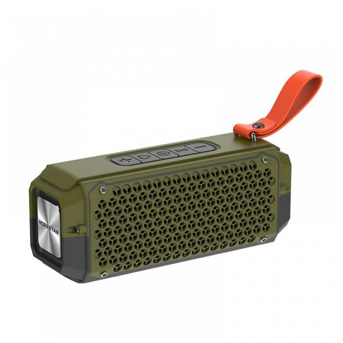 Портативная Bluetooth колонка HOPESTAR P17. Колонка Hopestar P17