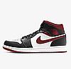 Оригінальні чоловічі кросівки Air Jordan 1 Mid (554724-122)