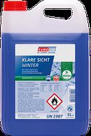 Зимняя жидкость EuroLub KLARE SICHT WINTER концентрат в бачок омывателя -70°C ✓  емкость 5л.