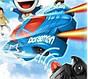 Антигравитационная машинка Doraemon 3199 | радиоуправляемая машинка с пультом ДУ ездит по стенам и потолку, фото 3