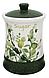 """Набор емкостей для сахара, кофе и чая """"Летний луг"""" Maestro MR-20032-03CS (3 шт)   кухонные баночки, фото 3"""