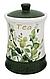 """Набор емкостей для сахара, кофе и чая """"Летний луг"""" Maestro MR-20032-03CS (3 шт)   кухонные баночки, фото 4"""