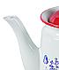 Чайник - заварник Maestro MR-20008-08 (0,8 л) | заварювальний чайник Маестро | керамічний чайник Маестро, фото 2