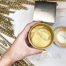 Патчі для очей Bioaqua Collagen Gold з частинками золота