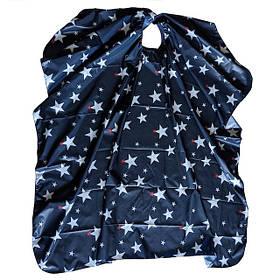 Пеньюар парикмахерский SPL 905073-2, stars