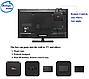 Смарт ТВ Приставка TV-BOX X96 mini 1GB/8GB Android   медиаплеер   телевизионная приставка   ТВ бокс, фото 3