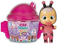 Кукла пупс Cry Babies куколка сюрприз домик с крыльями, магические слезы Magic Tears