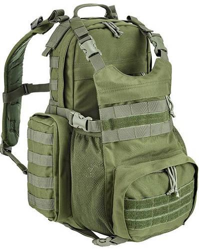 Военный прочный рюкзак 35 л. Defcon 5 Modular 35, 922233 зеленый