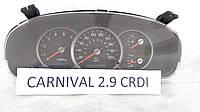 Панель приборов Carnival