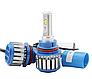 Светодиодные LED лампы T1-H11 для автомобиля | автолампы HeadLight TurboLed, фото 3