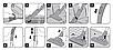Пилосос Maestro MR-609 | пилозбірник Маестро, Маестро (НЕРА фільтр, багатоступінчате очищення, великі колеса), фото 5