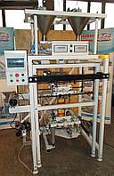 Автомат Пневматик-250 АВАНПАК с двухпотоковым весовым дозатором для фасовки в 3-х шовные пакеты, фото 1