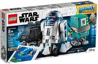 Блоковий конструктор LEGO Звездные войны Командир отряда дроидов (75253)