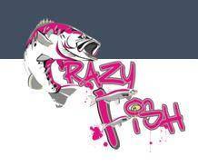 Спиннинг Crazy Fish