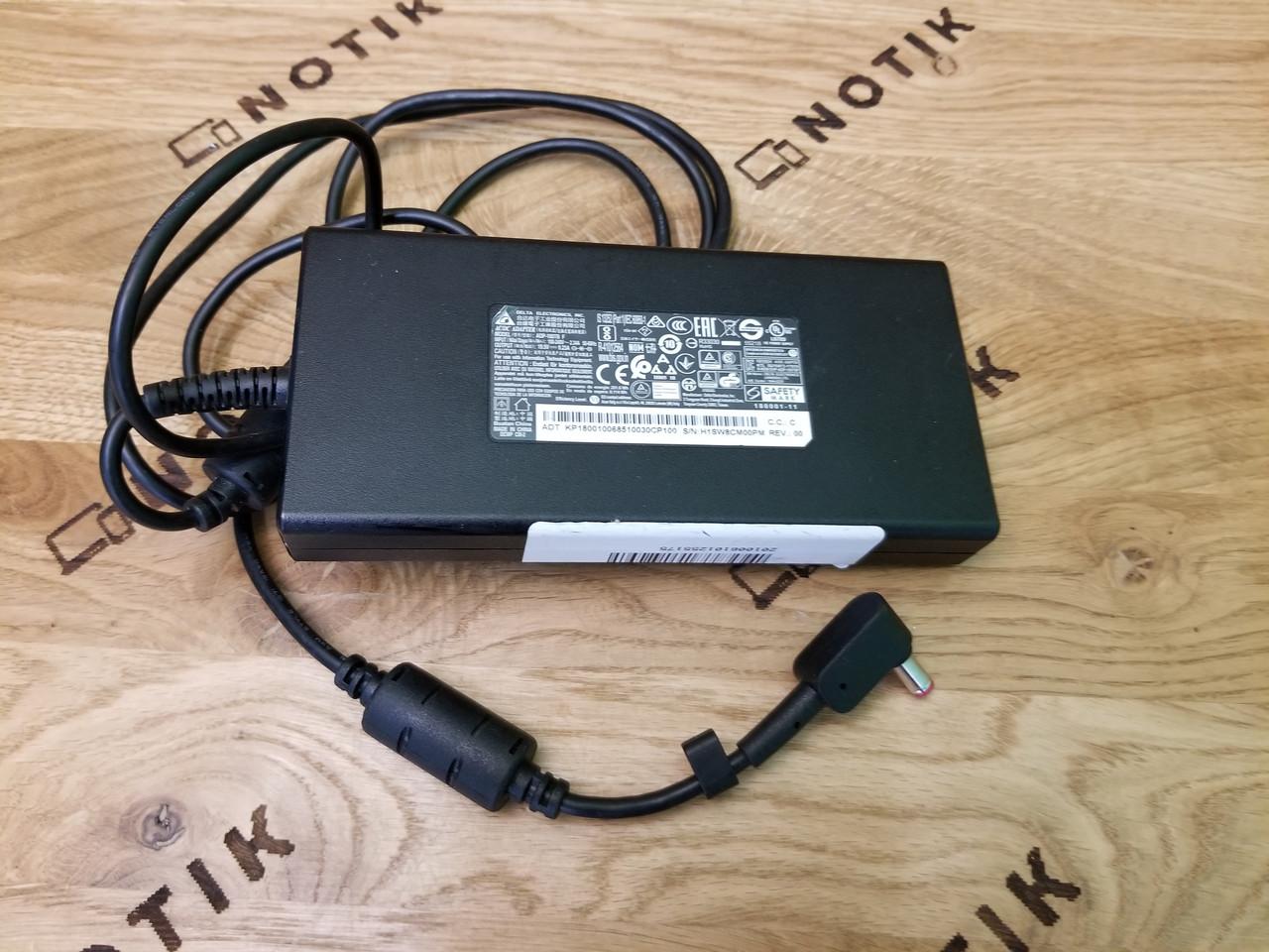 Блок живлення для ноутбуків 180W  5.5*2.5mm 19.5V 9.23A Delta Electronics (ADP-180TB F)