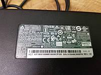 Блок живлення для ноутбуків 180W  5.5*2.5mm 19.5V 9.23A Delta Electronics (ADP-180TB F), фото 3