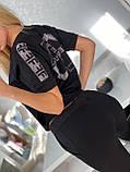 Жіночий річний брендовий спортивний костюм (Туреччина); розмір С,М,Л,ХЛ повномірні, фото 8