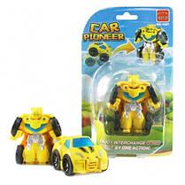 Трансформер-машинка  Міні-робот   Міні-робот