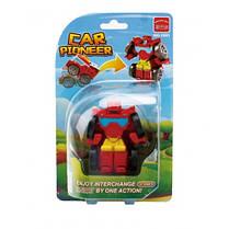 Трансформер-машинка  Міні-робот  пожежник
