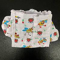 Бандаж штанці ортопедичні для сповивання новонародженних до 3 місяців, розмір 2 (Вага дитини до 4 кг)