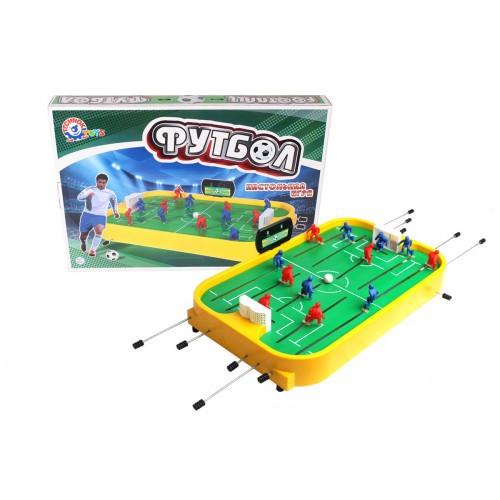 Игра настольная Футбол ТехноК (1/4) 53.5 * 38 * 7 см