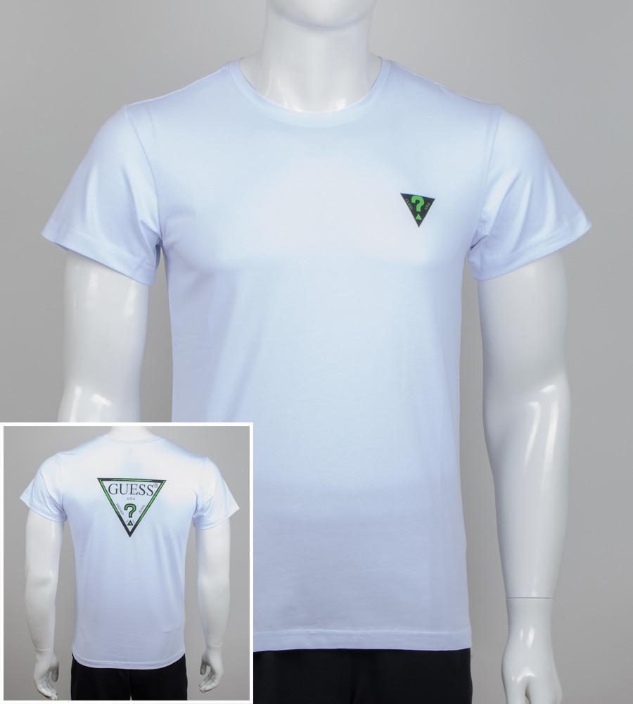 -Р - Футболка чоловіча GUESS Білий (0910м), XL